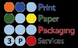 3-P-Services Logo